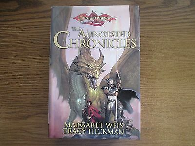 Dragonlance The Annotated Chronicles 1st Edition Hardback (TSR21526)