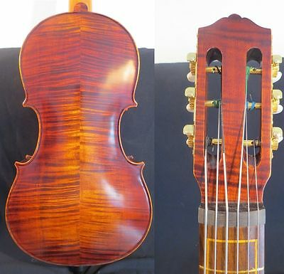 "6 Strings 1/4 cello (23"") SONG Maestro ""arpeggione"", deep and rich sound #11292"