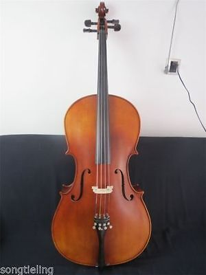 Strad style SONG Brand 4/4 cello, huge and resonant sound #11293