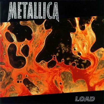 Metallica Load New Sealed Double 180G Vinyl Lp Reissue In Stock