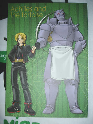 Fullmetal Alchemist Doujinshi Achilles and the tortoise All Chara