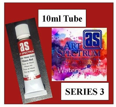 ART SPECTRUM ARTIST  PILBARA RED WATERCOLOUR 10ml TUBE SERIES 3 DUCKPOND