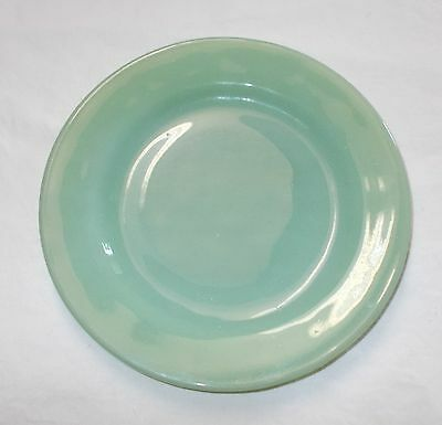 """Fire King Jadeite Heavy Restaurant Ware Bread and Butter Plate 6 3/4"""""""