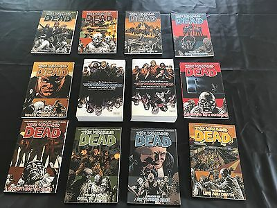 Walking Dead Graphic Novel Collection