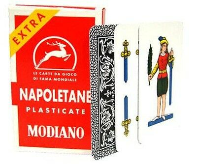Modiano Playing Cards - Napoletane