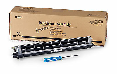 XEROX Phaser 7750-7760 PULIZIA CINGHIA/BELT CLEANER ASSEMBLY 108R00580 (NEW)