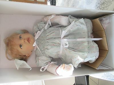 GOTZ ARTIST DOLL LOTTI 60 CM LIMITED EDITION FOR COLLECTORS To Buy RETIRED NEW!
