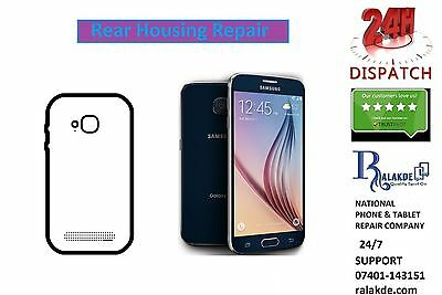 Samsung Galaxy S6 Rear Glass Replacement - 24 HOUR REPAIR SERVICE