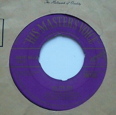 Easy, 1950s Pop THE AMES BROTHERS You You You/Gold HMV 7M153