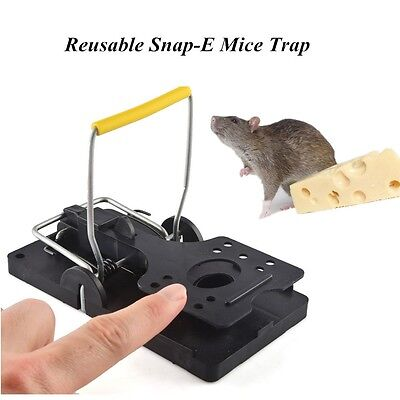 Mouse Trap Reusable Control Rat Trap Catcher Mice Mouse Killer Rat Trap Home