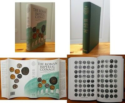 LAC The Roman Imperial Coinage Volume II – Part 1: Vespasian to Domitian