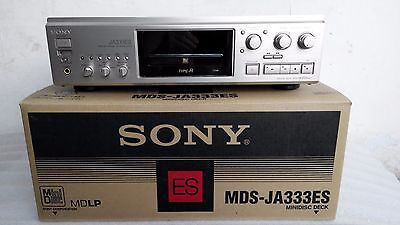 Sony MDS-JA333ES Super TOP Vintage. Japan