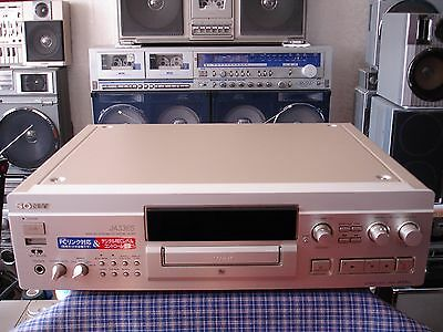 Sony MDS-JA33ES Rare complete analog model Sony MDS JA555ES