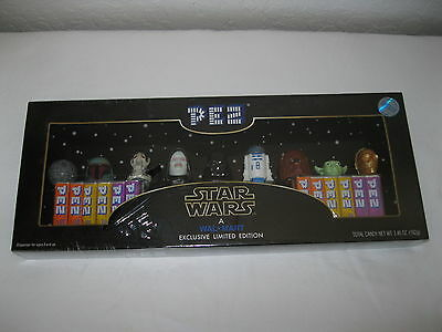 Star Wars PEZ Collector's Set of 9 PEZ Candy Dispensers Limited Edition #237404