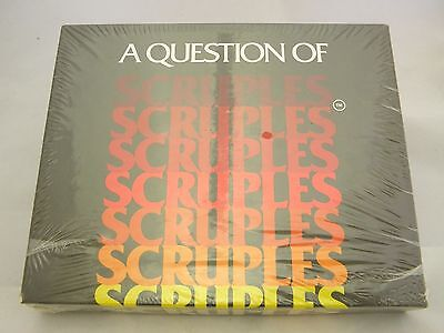 A Question of Scruples - Board game - Sealed - Original Canadian Version 1984