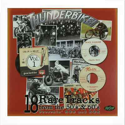 Thunderbike Lp - Vol 1-Rare Rock And Roll, R&b, Rockabilly Big Brown Ted Taylor