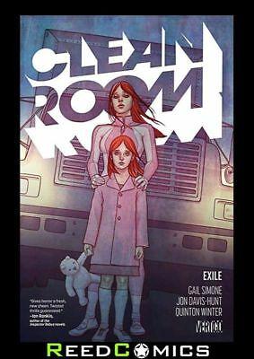 CLEAN ROOM VOLUME 2 GRAPHIC NOVEL New Paperback Collects Issues #7-12