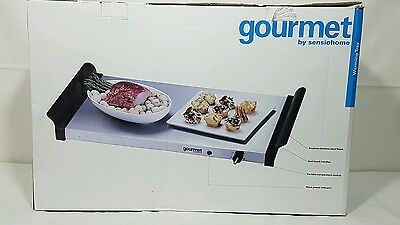 gourmet warming tray by sensiohome