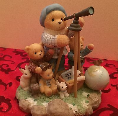 Cherished Teddies - Winfield 476811 Anything is possible when you wish on a star