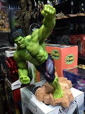 """Marvel Avengers - Super Hero Incredible Hulk Action Figure Collection 10"""""""