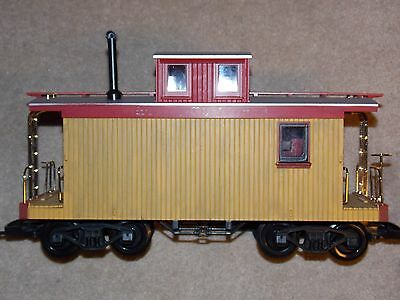 Pick Up Only,west Bromwich,g Gauge,piko Caboose Wagon. Lgb/playmobil.