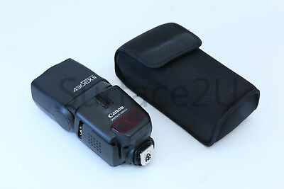 Canon Speedlite 430EX II Shoe Mount Flash - Fast Free Ship