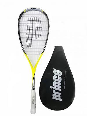 Prince Triple Threat Team Combat Squash Racket RRP £80