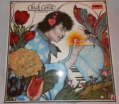 Chick Corea - The Leprechaun (1976 LP + Insert. 2391 217)