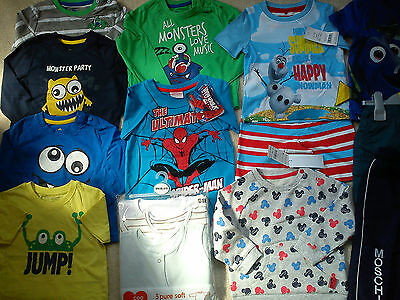 Amazing New Bundle Outfits  Baby Boy 12/18 Mths Winter(3)Nr228
