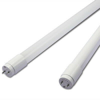 T8 LED Frosted Tube Light 2ft 3ft 4ft 5ft 6ft Replacement for Fluorescent Tubes