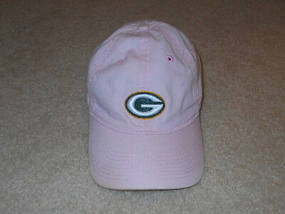 Pink (NEW) Green Bay Packers American Family Hat / Cap