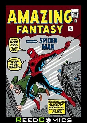 AMAZING SPIDER-MAN OMNIBUS VOLUME 1 HARDCOVER New Sealed Hardback *1008 Pages*