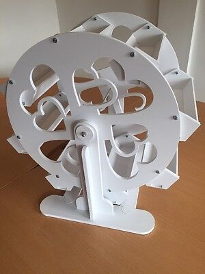 Candy Cart Ferris Wheel,New,Flatpack, 60cm High,Free Candy/sweet Signs