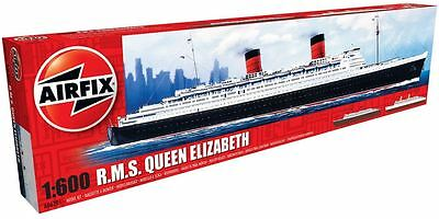 Airfix Products A06201 1:600 R.M.S. Queen Elizabeth