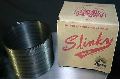 New Collector's Edition Slinky
