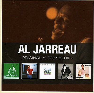 Al Jarreau - Original Album Series [New CD] Holland - Import