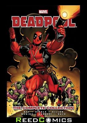 DEADPOOL BY DANIEL WAY COMPLETE COLLECTION VOLUME 1 GRAPHIC NOVEL (472 Pages)