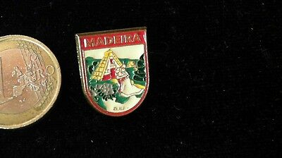 Madeira Portugal Nr.2 Pin Badge