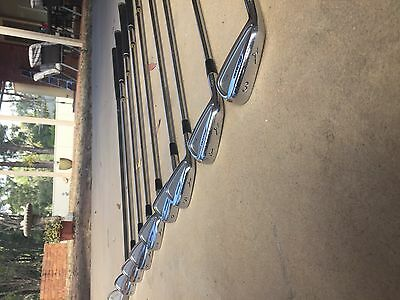 Mizuno MP-52 Left handed sticks 3 - pitch wedge  (golf sticks,golf clubs)