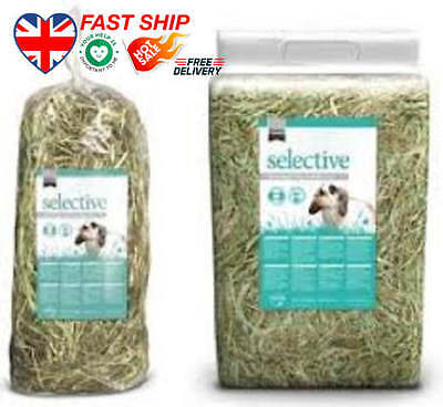 Supreme Science Selective Timothy Hay Science, 2 kg FAST Ship UK BUY NOW Top