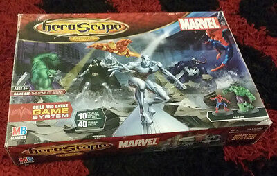 Heroscape Master Set + MARVEL Set + Custom Trees - 100+ Pieces - MB Games RARE!