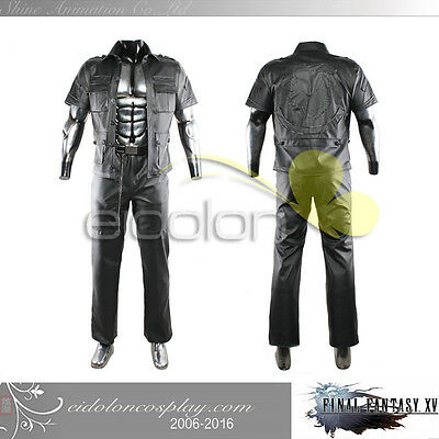 EE0025BY Final Fantasy XV Gladiolus Amicitia Cosplay Costume FF15 Jacket only