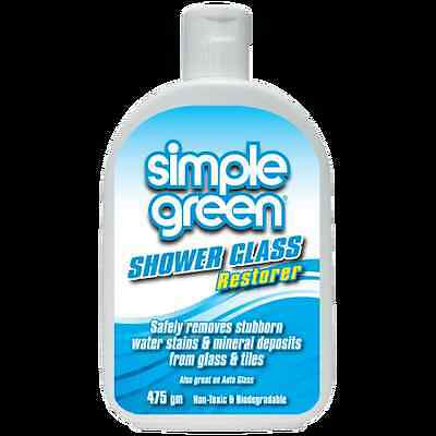Simple Green 475g Shower Glass Restorer