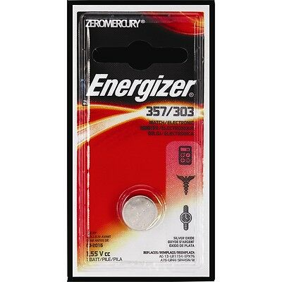 Energizer 357 Silver Battery