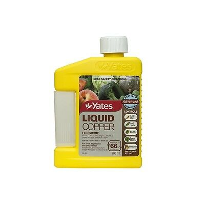 Yates 200ml Liquid Copper Fungicide