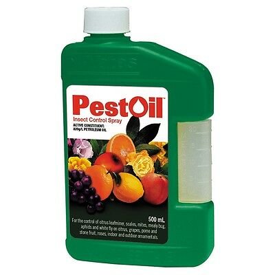 Yates 500ml Pest Oil Concentrate