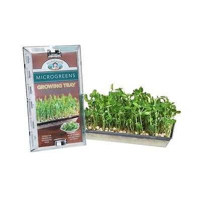 Mr Fothergill's Microgreens Growing Tray