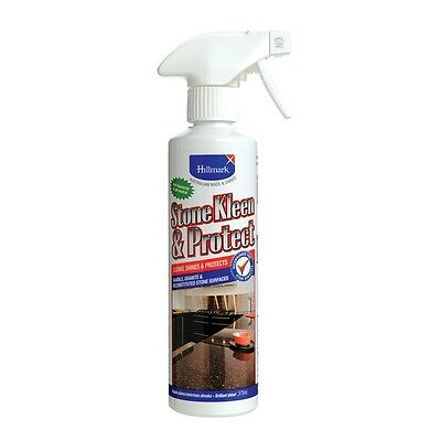 Hillmark 375ml Stone Kleen And Protect