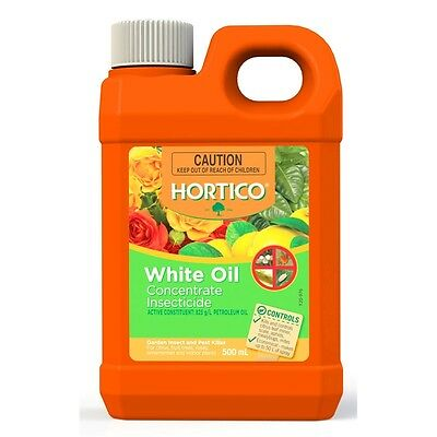 Hortico 500ml White Oil Concentrate Insecticide