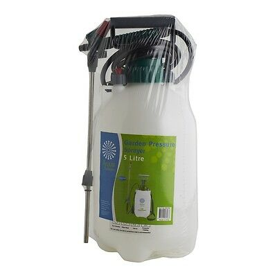 Aqua Systems 5L Garden Pressure Sprayer Kit